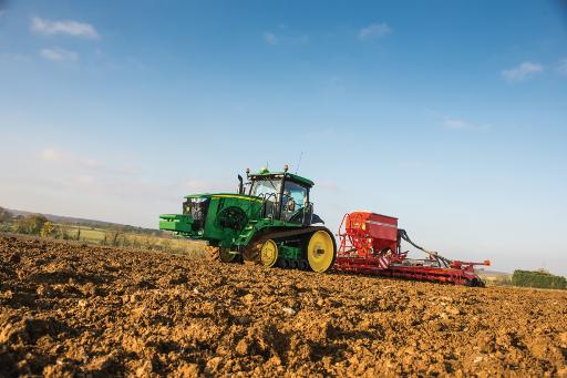 Nouvelle série tracteur 8R/8RT