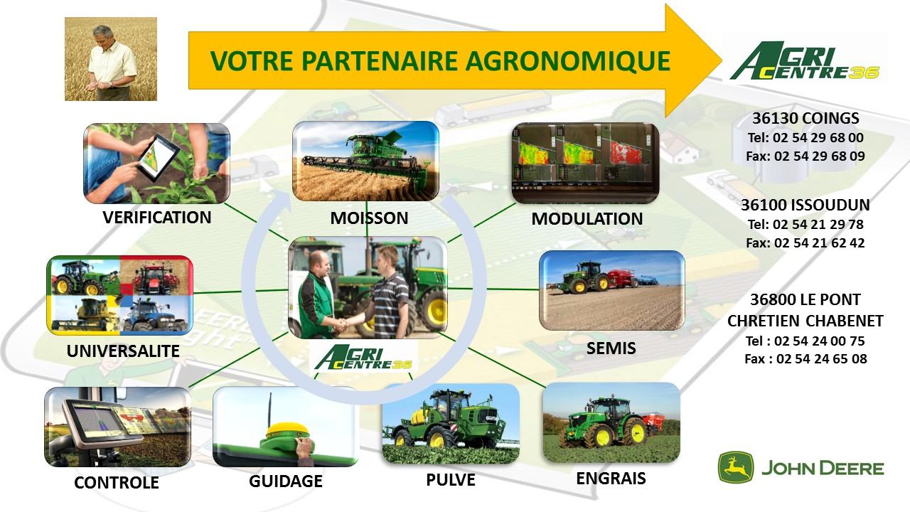 Agricentre, votre partenaire Agronomique !